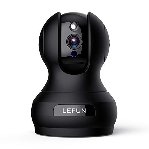 Pet Camera, Lefun 1080P Wireless Security Camera with Motion Detection Night Vision Two Way Audio...