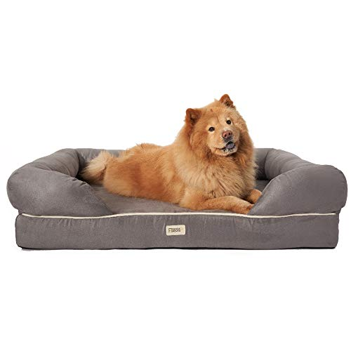 Friends Forever Orthopedic Dog Bed Lounge Sofa Removable Cover 100%...