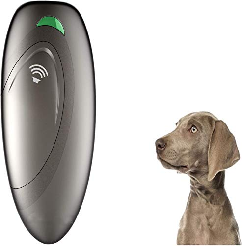 COLIBROX Ultrasonic Barking Control, Dog bark Control, Bark Trainer, Anti Barking Device, Handheld...
