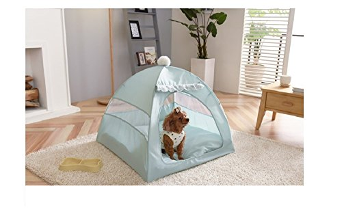 Gumdung Dog Cat Pet Onetouch Tent House Heating Effect UP Cotton+Poly...