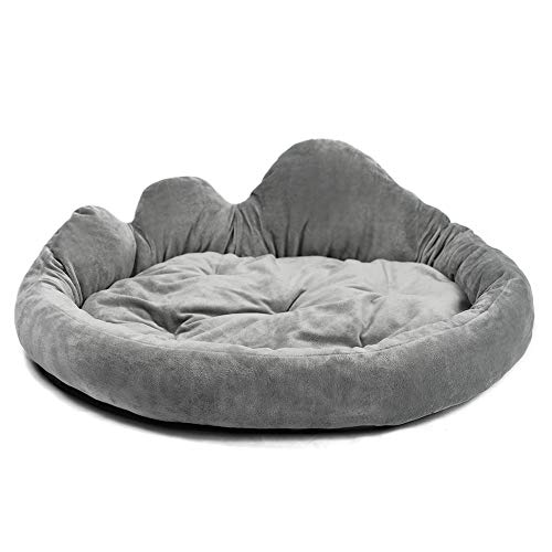 YUNNARL Dog Bed Cloud Shape Ultra Soft...