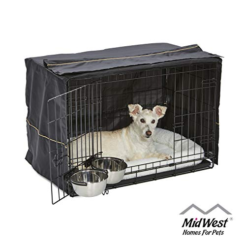 iCrate Dog Crate Starter Kit   30-Inch...