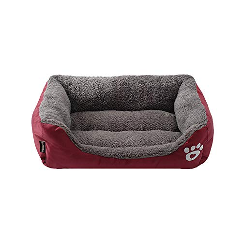 laamei Dog Bed Rectangle, Dog Bed...