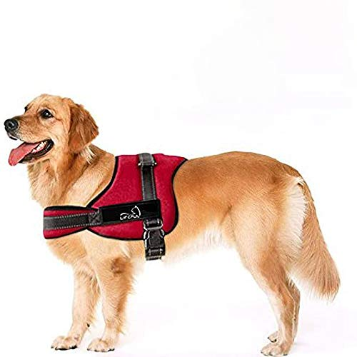 Lifepul No Pull Dog Vest Harness - Dog...
