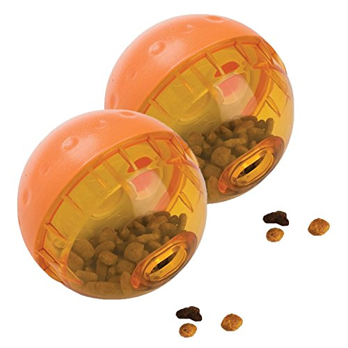 Our Pets Ourpets IQ Treat Ball Interactive Food Dispensing Dog Toy