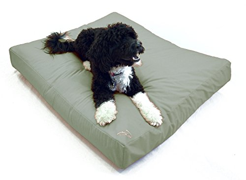Best Waterproof DIY Replacement Dog Bed Cover; Washable Made in USA...