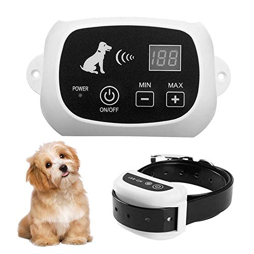 FOCUSER Electric Wireless Dog Fence...