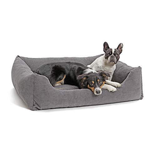 Love's cabin Large Dog Bed with Removable Washable Cover, 42in XXXL...