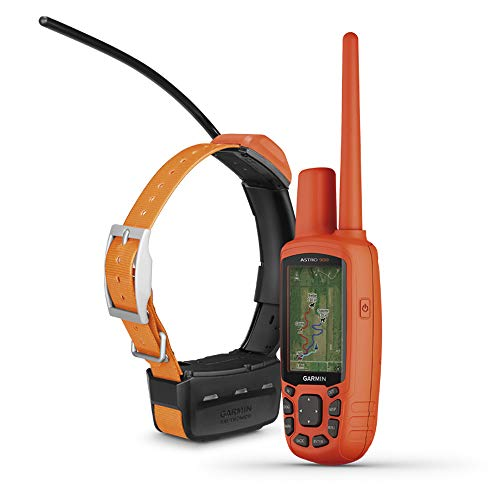 Garmin Astro 900 Dog Tracking Bundle, GPS Sporting Dog Tracking for Up to 20 Dogs, Includes Handheld...