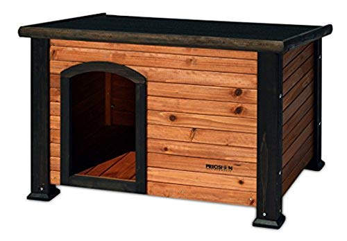 Petmate Precision Extreme Outback Log Cabin Dog House, Extra Large