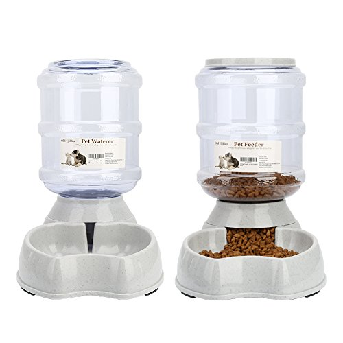 Old Tjikko Water Feeder for Dogs,1...