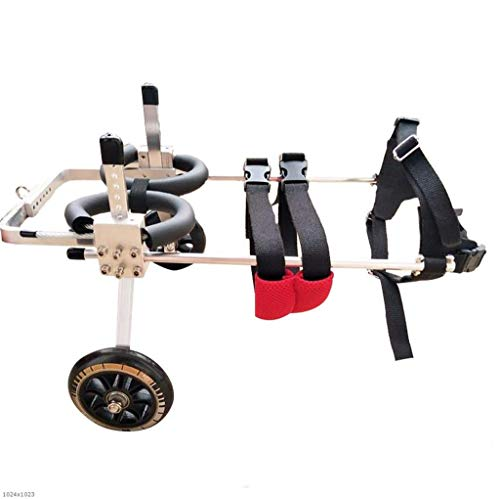 LXJYMX Dog Wheelchair/Dog Scooter/hind...