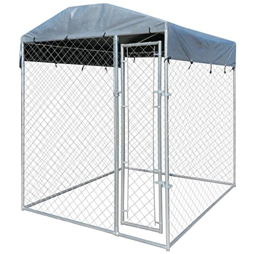 yorten 6'x6' Outdoor Dog Kennel Large...