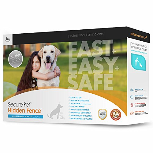 Electric Dog Fence and Pet Containment System In-Ground or Above...