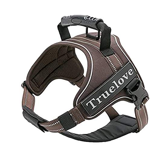 Truelove Dog Harness No-Pull Reflective Stitching Ensure Night...