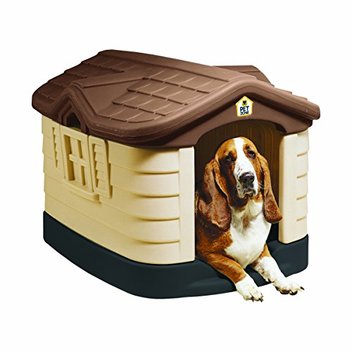 Pet Zone Cozy Cottage Weather-Resistant...