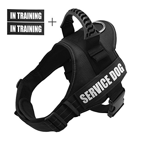 Fairwin Service Vest Dog Harness -...