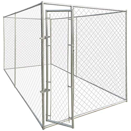 Multifunctional Safe Large Space Ventilation Steel Frame Outdoor Dog...