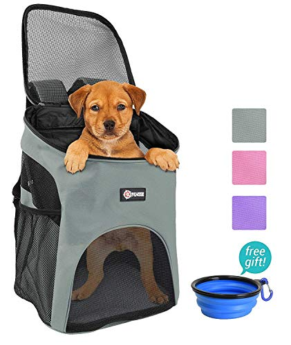 Pawsse Pet Carrier Backpack for Small...
