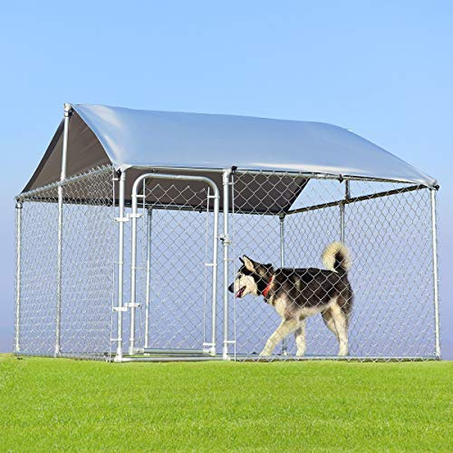 Alek...Shop Perfect Your Backyard, Large Pet Secure Outdoor Space to...