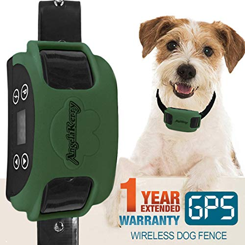 AngelaKerry Wireless Dog Fence System...