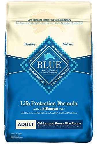 Blue Buffalo Life Protection Formula Adult Dog Food , Natural Dry...