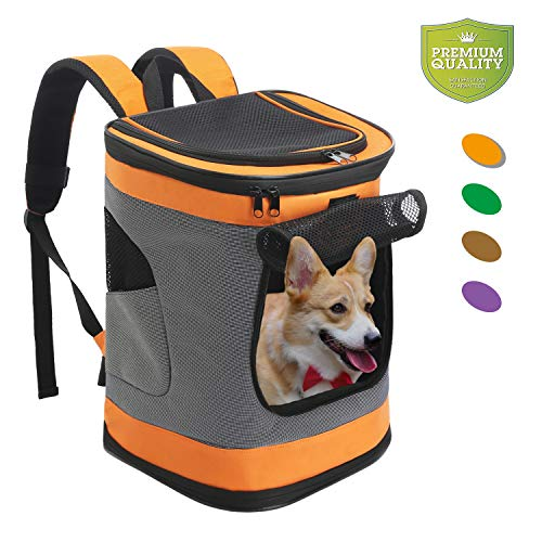 Pet Carrier Backpack for Small Medium...