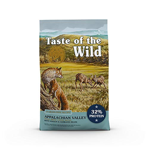 Taste of the Wild Grain Free High Protein Real Meat Recipe...
