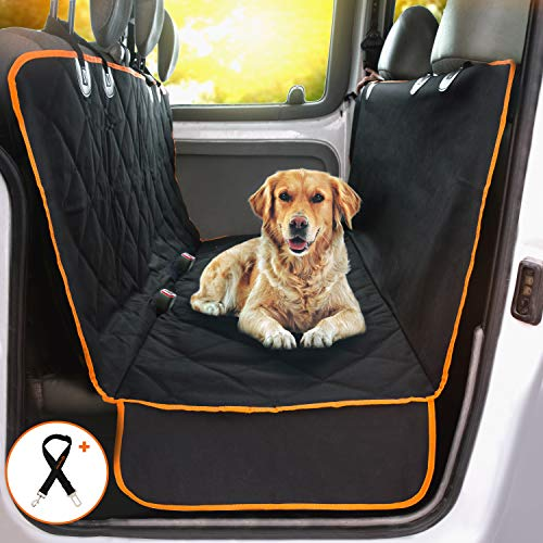 DoggieWorld Dog Car Seat Cover - Cars, Trucks and Suvs Luxury...