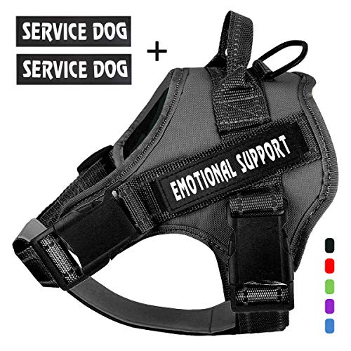 voopet Service Dog Harness, No-Pull...