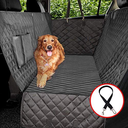 Vailge Dog Car Seat Covers, 100% Waterproof Scratch Proof Nonslip...